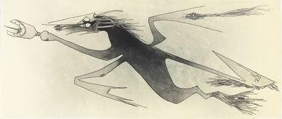 Wifredo Lam, 'Apostroph' Apocalypse', 1966