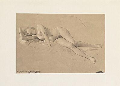 Gustav Klimt, 'Untitled II.XIII', 1964