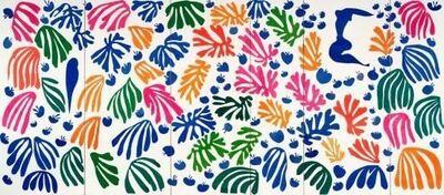 Henri Matisse, 'La perruche et la sirène', 1952