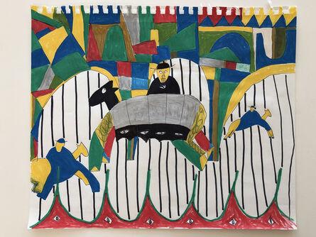 Taj Matumbi, 'Time Travel and his Minions', 2021