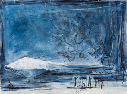 Margot Voorhies Thompson, 'Dark Sky, Oregon Outback', 2018