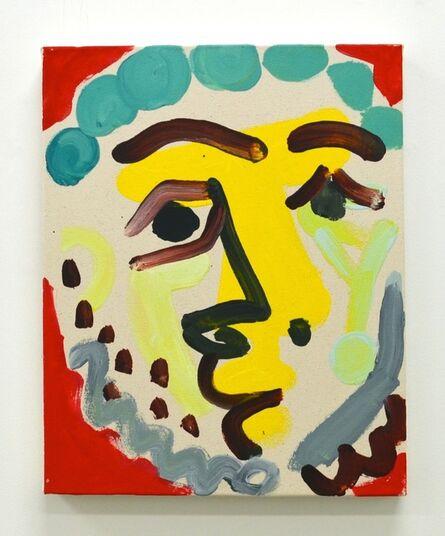 Tatiana Berg, 'Questioning Man', 2015