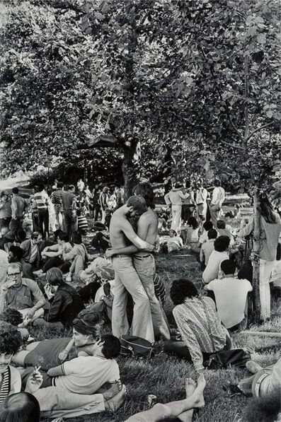 Leonard Freed, 'Gay Liberation Day in Central Park', 1970