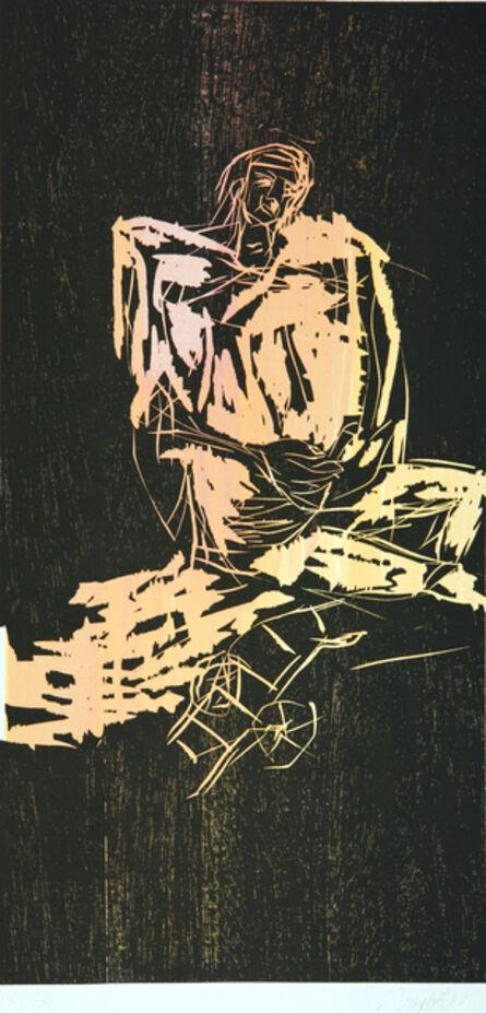 Georg Baselitz, 'Hirte (Remix)', 2008