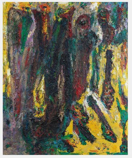 Gunter Damisch, 'Untitled ', 84-85