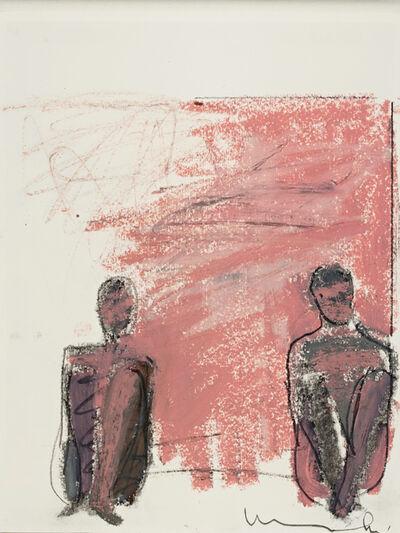 Manuel Neri, 'Arcos de Geso Preparatory Drawing Study IV', c. 1985