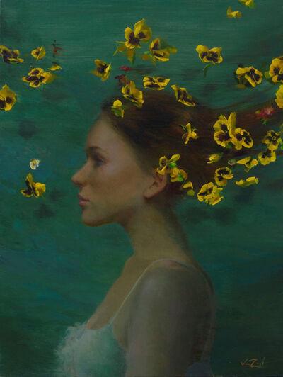 Michael Van Zeyl, 'Yellow Breeze', 2015