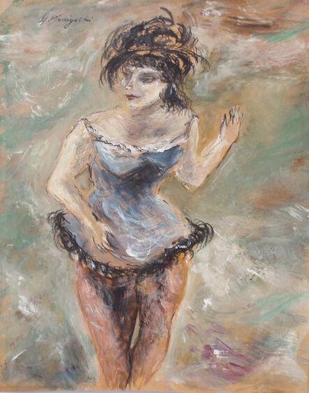 Yasuo Kuniyoshi, 'Circus Girl', ca. 1945