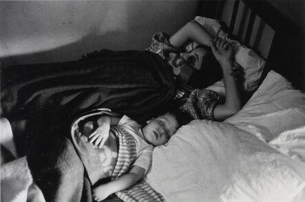 Larry Clark, 'Beat Up Wife, Tulsa', 1971