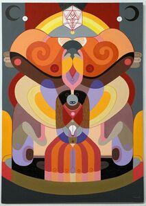 Fernando Chamarelli, 'Duas Luas (Two Moons)', 2015