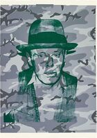 Andy Warhol, 'Joseph Beuys in Memoriam, from For Joseph Beuys', 1986