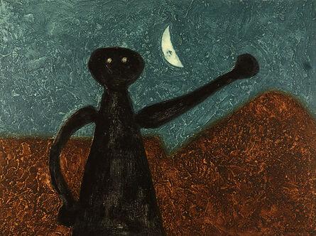 Rufino Tamayo, 'Nocturno (Nocturne)', 1975