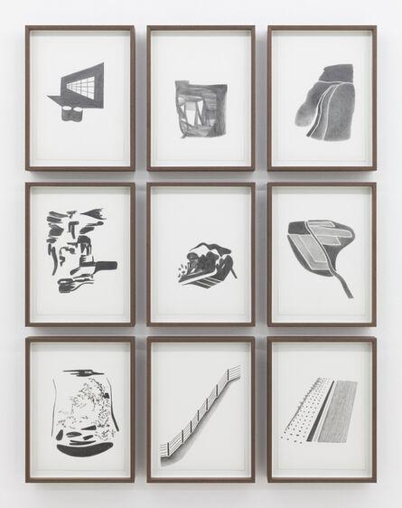 Raimond Chaves, 'La Troncal II', 2016
