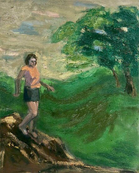 Anne Delaney, 'A Walk in the Valley', 2018