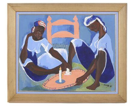 Luckner Lazard, 'The Dinner', 1997
