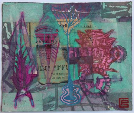 Guillermo Pacheco, 'SERIE OFRENDAS 1', 2020