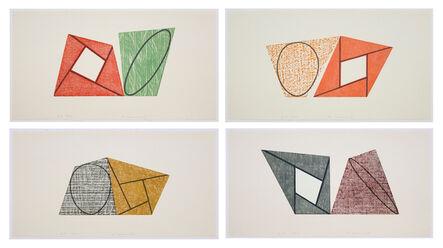Robert Mangold (b.1937), 'Untitled', 1989