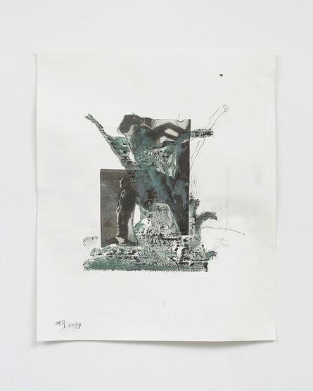 Rosy Keyser, 'Circling Before Sitting', ca. 2019