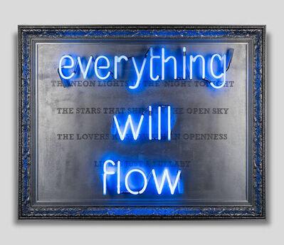 Illuminati Neon, 'Everything Will Flow', 2020