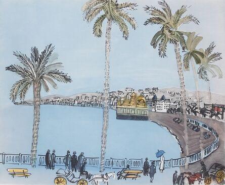 Raoul Dufy, 'Le Baie des Anges', ca. 1938
