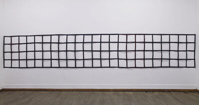 Daniel Dezeuze, 'Echelle de bois souple', 1971