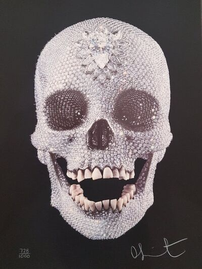 Damien Hirst, 'For The Love of God ', 2007