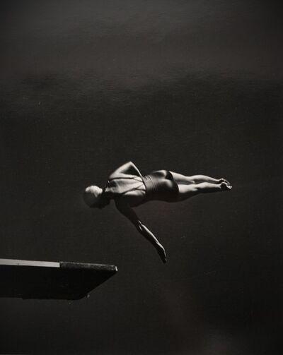 John Gutmann, 'Olympic High Diving Champion', 1936
