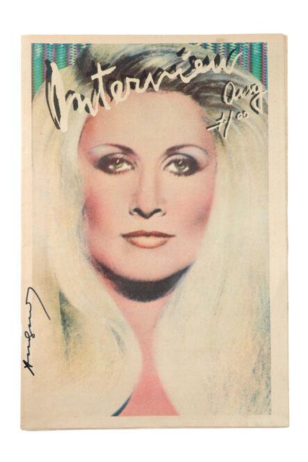 Andy Warhol, 'Interview Magazine, Vol. VIII No.8, 1978', 1978