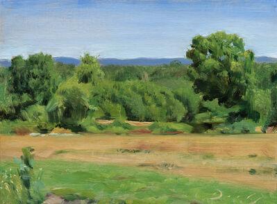 Joseph Q. Daily, 'Horseshoe Bend Park Study 1', 2019