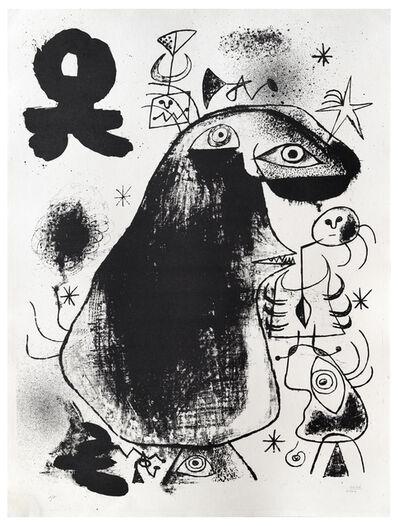 Joan Miró, 'Barcelona: XXXVI', 1939