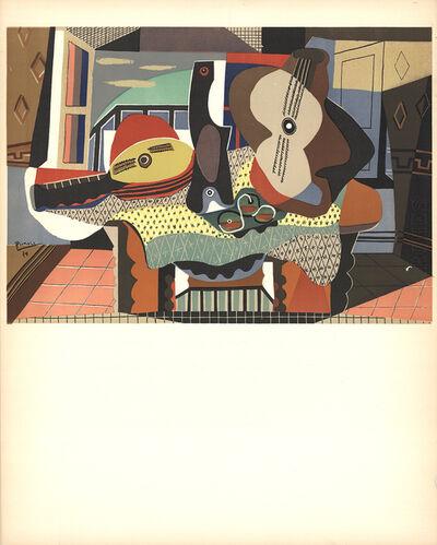 Pablo Picasso, 'Mandolin and Guitar', 1958