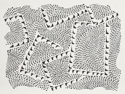 Claire Falkenstein, 'Right Angles Within a Structure', 1975