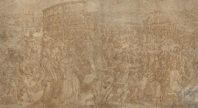 Maarten de Vos, 'A Roman Triumph'