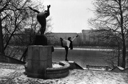 Sergei Borisov, 'Cloudy day', 1995
