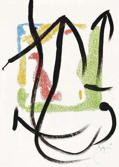 Joan Miró, 'Les Essències de la Terra (The Essences of the Land)', 1968