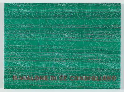 Adel Abdessemed, 'Cocorico painting, Il vialone di Secondigliano', 2017-2020