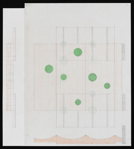 Richard Rezac, 'Study for Untitled (20-10)', 2020