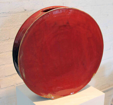 Hadrian Mendoza, 'Bamboo Slice (Vase)'