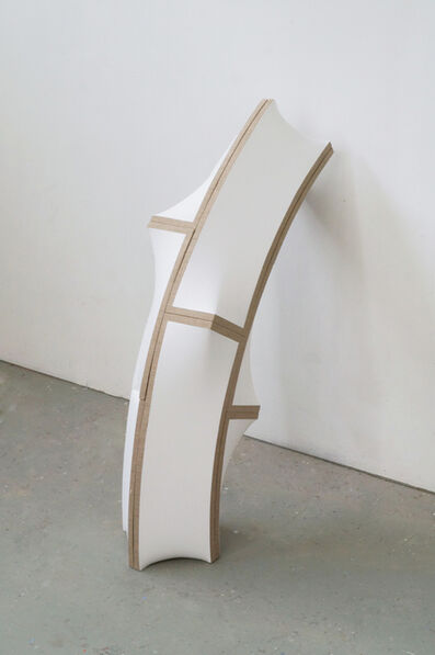 Jan Maarten Voskuil, 'Cross-over pile', 2015