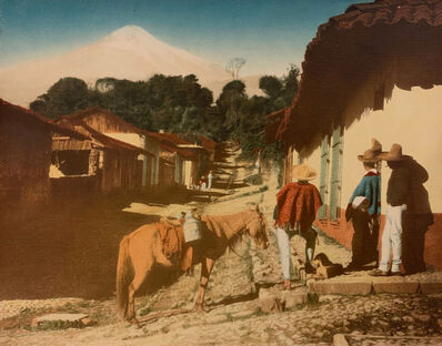 Hugo Brehme, 'Pico de Orizaba, Mexico', ca. 1910-20