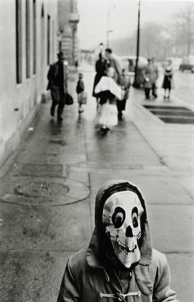 Frank Paulin, 'Mask, New York City', 1956