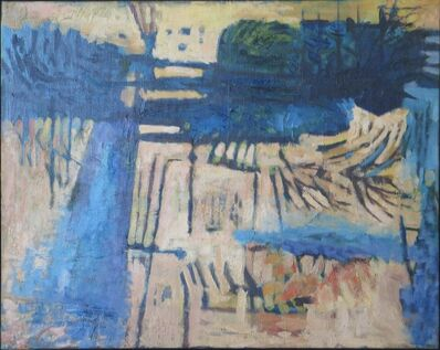 Jock MacDonald, 'untitled', ca. 1955