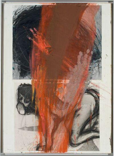 Arnulf Rainer, 'Das Wiehern', 1982
