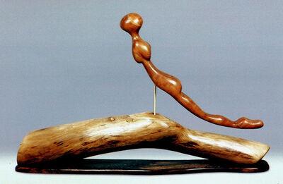 Margery Goldberg, 'Golden Woman in Flight', 1990s