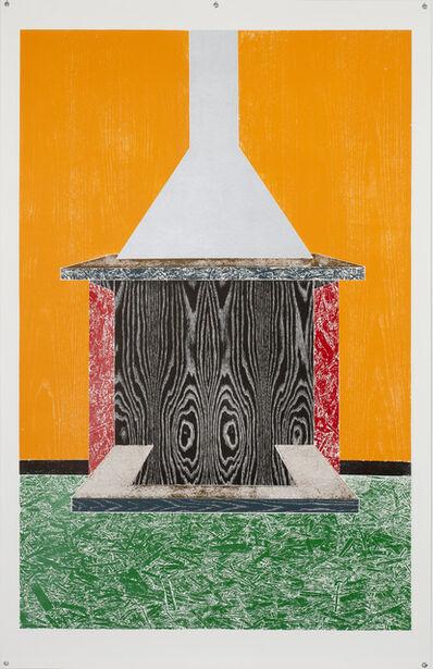 Thomas Schütte, 'Woodcuts (Chimney)', 2011