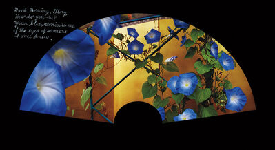 Duane Michals, 'Good Morning Glory, 10/02/07', 2012