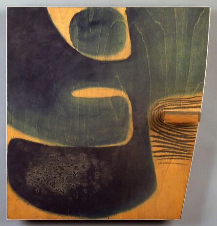 Victor Pasmore, 'Blue Development (Indigo) No.4', 1964