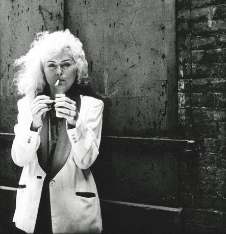 Fernando Natalici, 'Debbie Harry The Foreigner East Village 1977', 1977