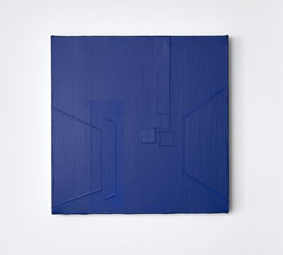 Aaron Kaveh Ossia, 'Self control and the square trio', 2019