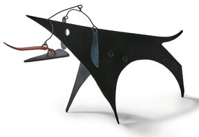 Alexander Calder, 'Pup', 1949